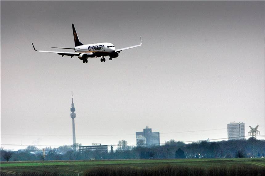 Flughafen Dortmund ist landesbedeutsam