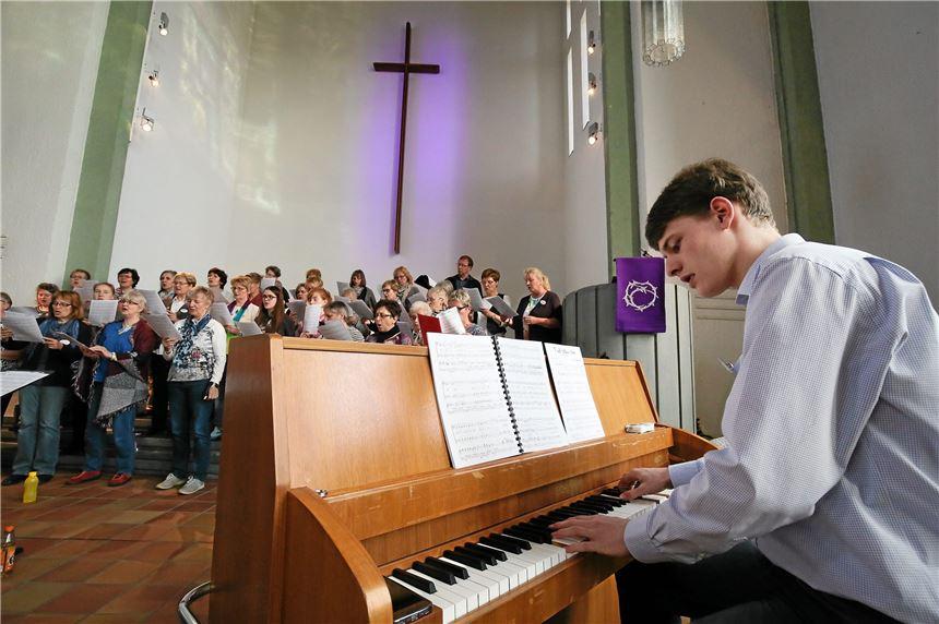 Ein Chorprojekt Für Sänger, Die Sich Nicht Fest Binden Wollen