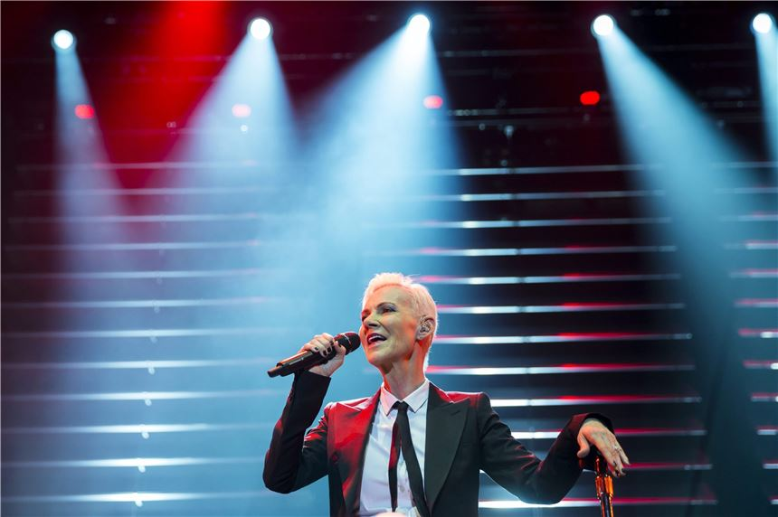 "Nachruf auf Roxette-Frontfrau Marie Fredriksson: ""...but it's over now"""
