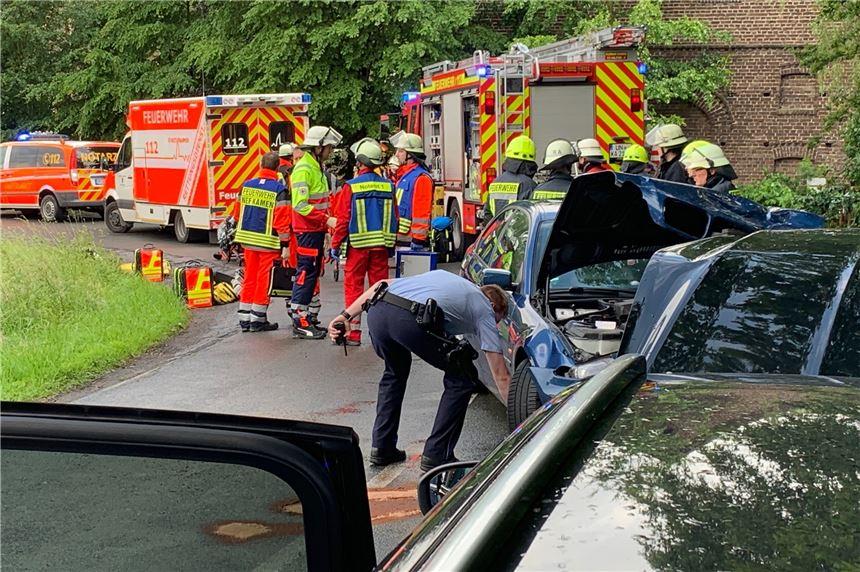Unfall Straße