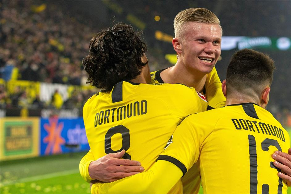 Single party dortmund 2020