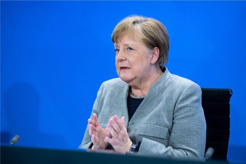 Nachrichten Merkel