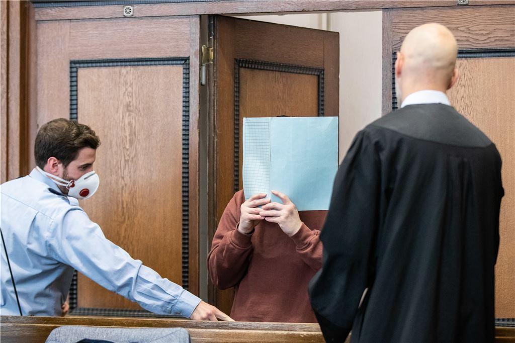 Teil Des Gerichtssaals