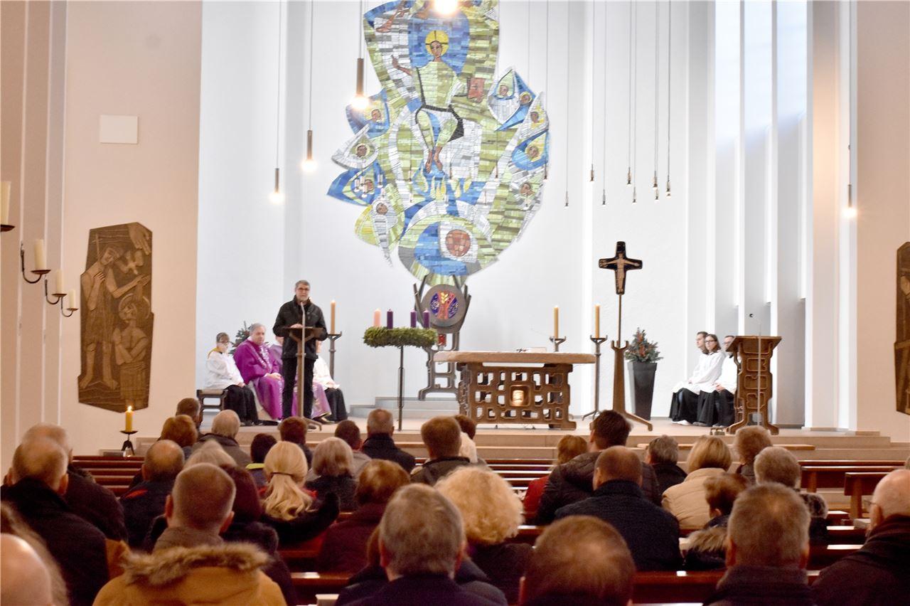 Katholische kirche lünen beckinghausen