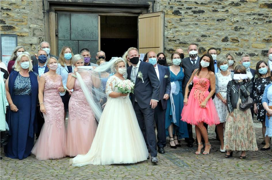 Hochzeit Juli Corona