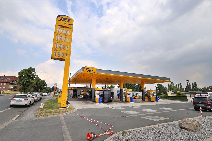 Jet Tankstelle Viernheim Preise