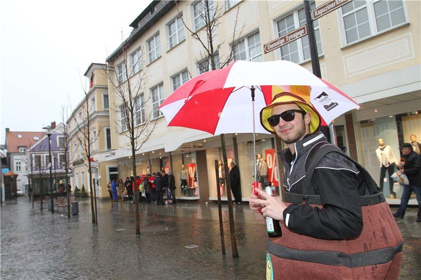 Wetter Rosenmontag