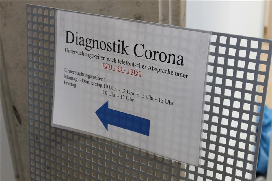Corona Infektionen Dortmund