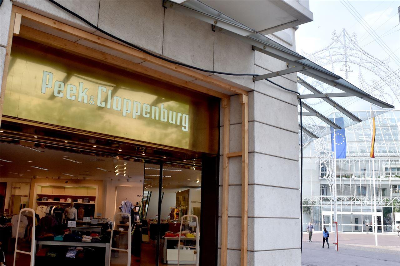 Peek und Cloppenburg schließt Filiale in Unna