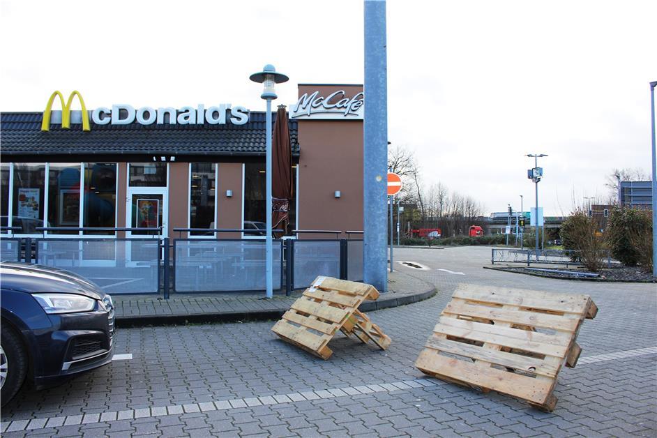Mcdonalds B1 Dortmund