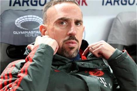 Franck Ribery Wechsel